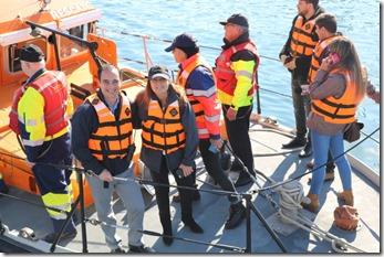 Nueva embarcación Bote Salvavidas 02