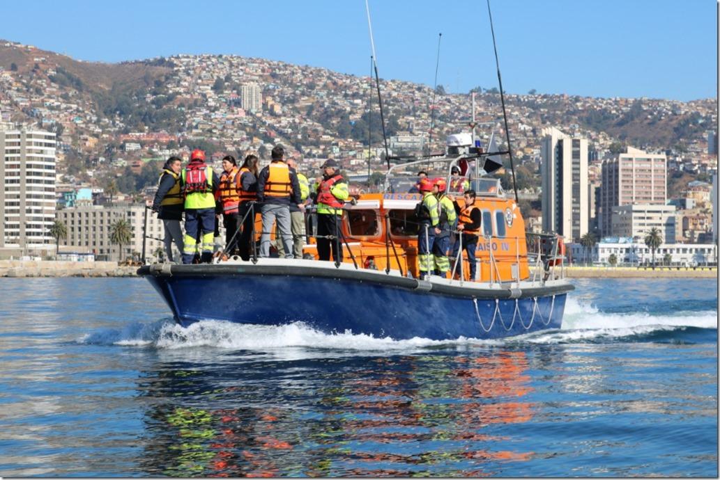 Nueva embarcación Bote Salvavidas 04