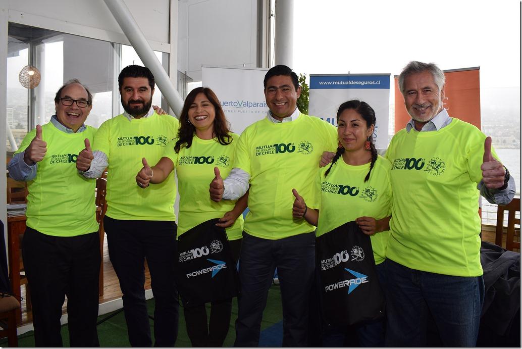 Lanzamiento Maratón Valparaíso