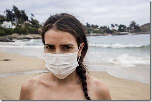 Greenpeace denuncia con tono de urgencia que la contaminación de las termoeléctricas a carbón de Quintero Puchuncaví, denominadas Zonas de Sacrificio, se extiende a otras regiones aledañas y cercanas, como son las playas de Zapallar y Cachagua. © Cristóbal Olivares / Greenpeace