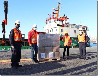 Envío cajas Alimentos Para Chile a Juan Fdez (13)