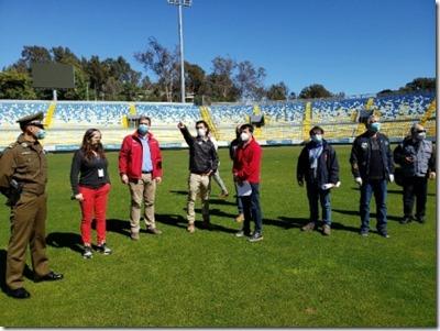 Visita Estadio Sausalito 01