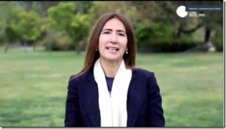 Carolina Schmidt, Ministra del Medio Ambiente