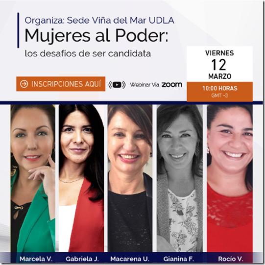 Encuentro Mujeres al Poder