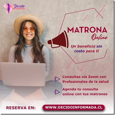Reserva online matrona