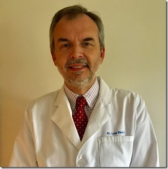 Foto doctor Luis Ebel
